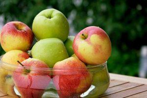 régime pomme