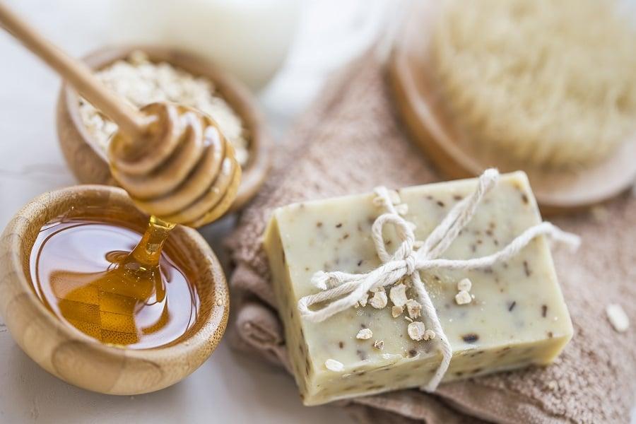 Les bienfaits du savon au miel